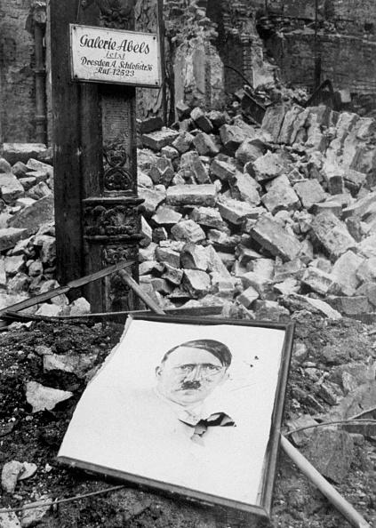 Rubble「Hitler Portrait」:写真・画像(19)[壁紙.com]