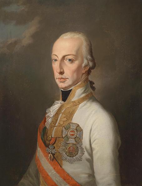 Painting - Activity「Portrait Of Holy Roman Emperor Francis Ii 1768-1835」:写真・画像(3)[壁紙.com]