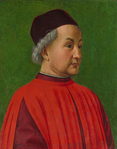 Headwear「Portrait Of A Man. Creator: Domenico Ghirlandaio.」:写真・画像(14)[壁紙.com]