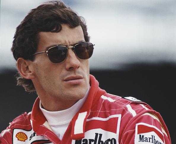 Ayrton Senna「F1 Tyre testing」:写真・画像(3)[壁紙.com]