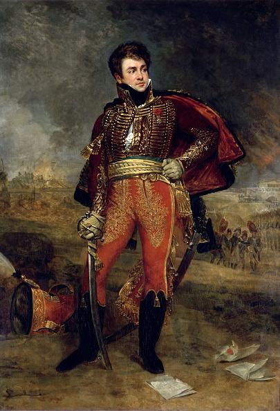 1820-1829「Portrait Of General François Fournier-Sarlovèze (1773-1827)」:写真・画像(0)[壁紙.com]