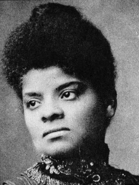 Journalist And Suffragist Ida Wells Barnett:ニュース(壁紙.com)