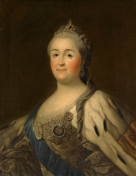 Art Product「Portrait Of Empress Catherine Ii 1729-1796」:写真・画像(14)[壁紙.com]