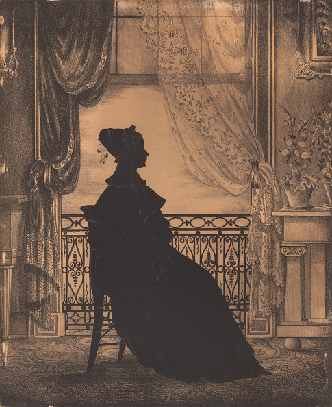 Curtain「Portrait Of A Woman Before A Window」:写真・画像(18)[壁紙.com]