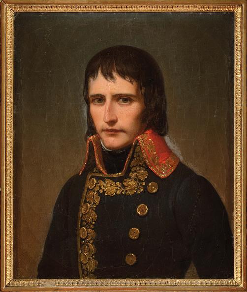 Oil Painting「Portrait Of General Bonaparte 1769-1821」:写真・画像(13)[壁紙.com]