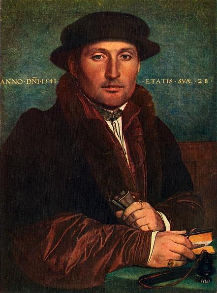 16th Century「Portrait Of A Man」:写真・画像(5)[壁紙.com]