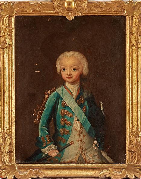Painting - Activity「Portrait Of Crown Prince Gustav III Of Sweden 1756」:写真・画像(4)[壁紙.com]