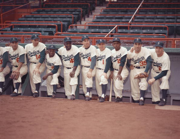 Sunbeam「1954 Brooklyn Dodgers」:写真・画像(18)[壁紙.com]