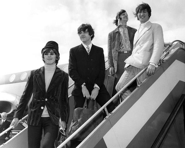 Heathrow Airport「The Beatles At Heathrow」:写真・画像(7)[壁紙.com]