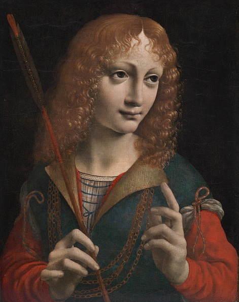 Milanese「Portrait Of A Youth As Saint Sebastian」:写真・画像(12)[壁紙.com]