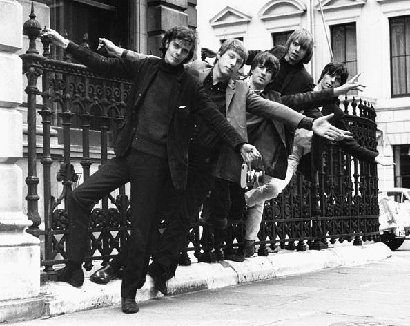 クリス ドレヤ「The Yardbirds」:写真・画像(0)[壁紙.com]