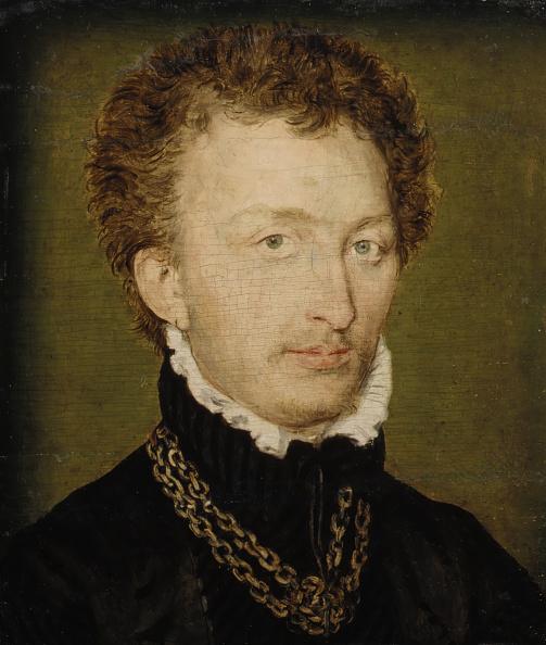 Gold Chain Necklace「Portrait Of A Man With A Gold Chain. Creator: Corneille De Lyon.」:写真・画像(8)[壁紙.com]