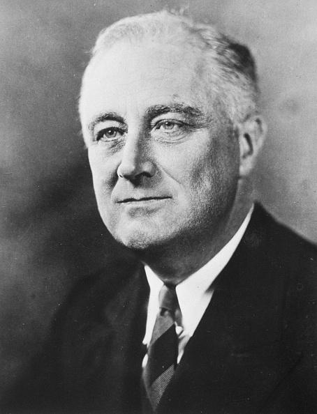 Franklin Roosevelt「U.S. Presidential Portraits」:写真・画像(1)[壁紙.com]