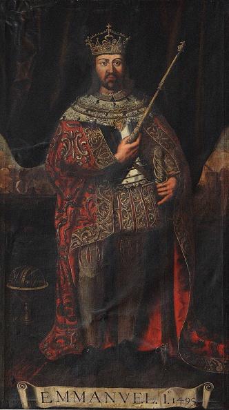 Chromolithograph「Portrait Of Manuel I Of Portugal (1469-1521)」:写真・画像(12)[壁紙.com]