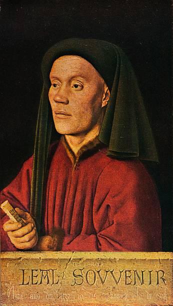 Portrait of a Man (Léal Souvenir), 1432, (1909):ニュース(壁紙.com)