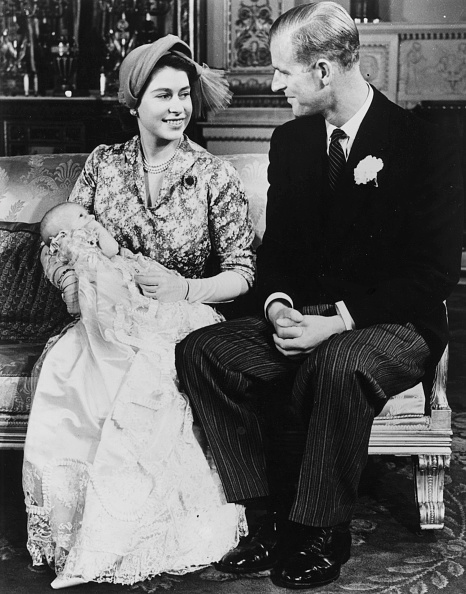Prince Philip「Princess Elizabeth, Prince Philip And Princess Anne」:写真・画像(15)[壁紙.com]