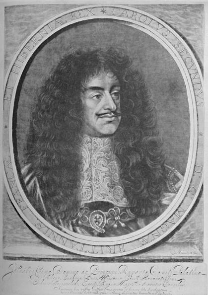 Headwear「Portrait Of Charles Ii」:写真・画像(16)[壁紙.com]