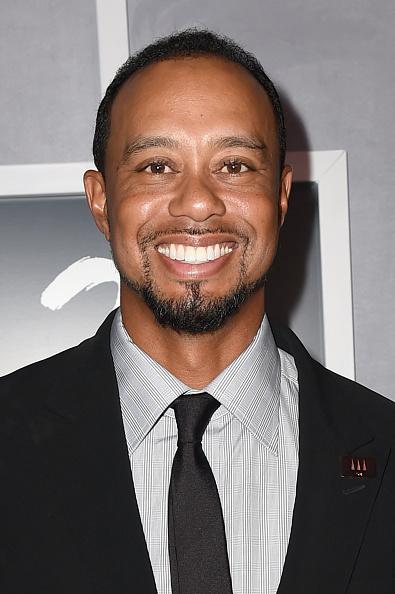 出席する「Tiger Woods Foundation's 20th Anniversary Celebration at the New York Public Library - Arrivals」:写真・画像(7)[壁紙.com]