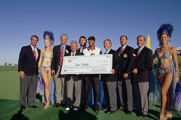 1996「PGA Las Vegas Invitational」:写真・画像(12)[壁紙.com]