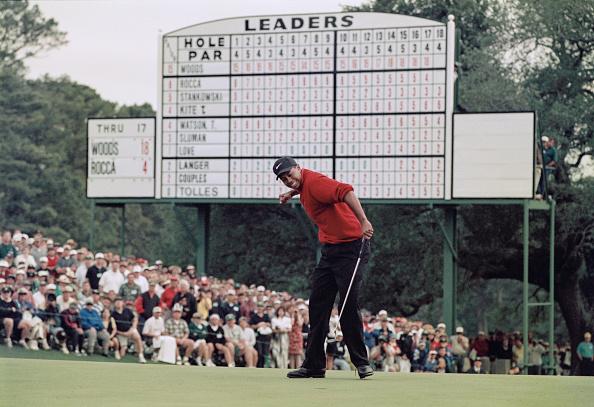 Best shot「US Masters Golf Tournament」:写真・画像(6)[壁紙.com]