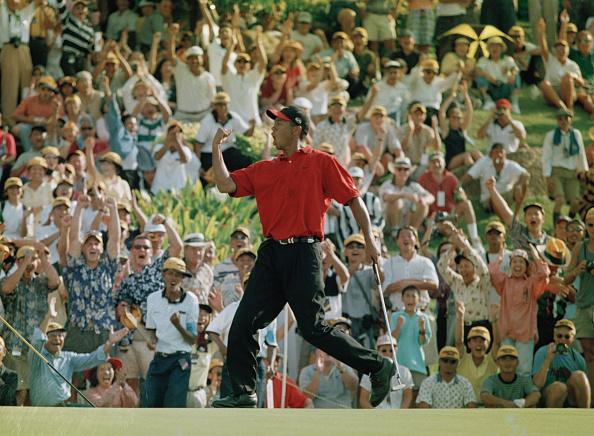 1998「Johnnie Walker Classic」:写真・画像(12)[壁紙.com]