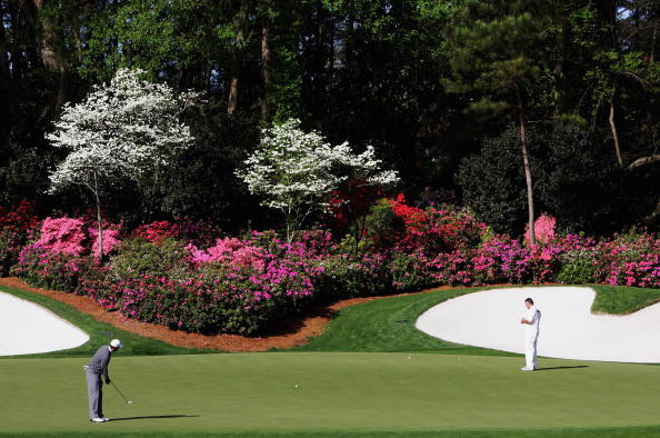 Putting Green「Masters Preview - Day 3」:写真・画像(3)[壁紙.com]
