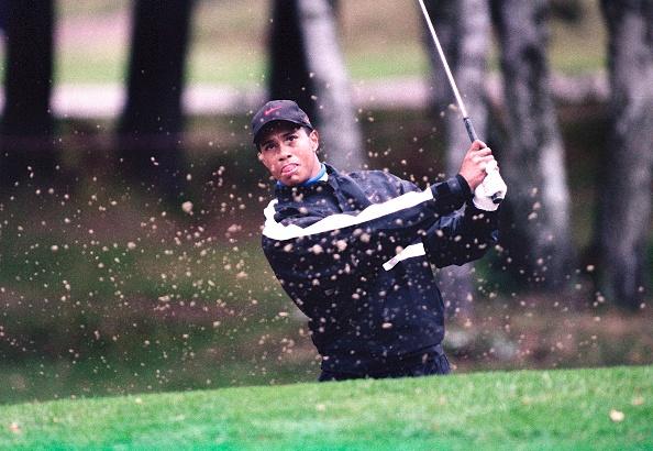 Sand Trap「Cisco World Match Play golf at the Wentworth Club England 1998」:写真・画像(17)[壁紙.com]
