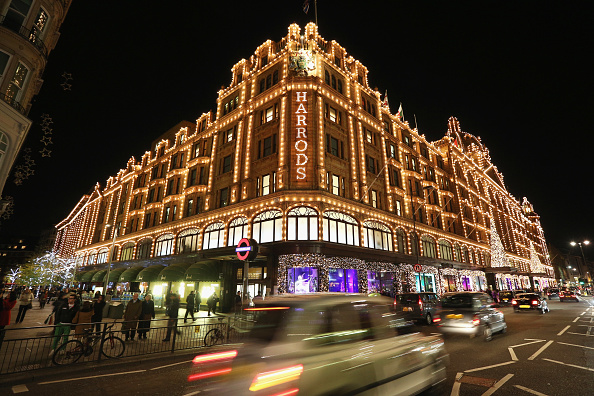 Christmas「London's Department Stores And Their Christmas Windows」:写真・画像(16)[壁紙.com]