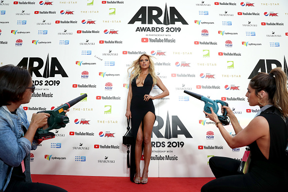 2019「33rd Annual ARIA Awards 2019 - Arrivals」:写真・画像(2)[壁紙.com]
