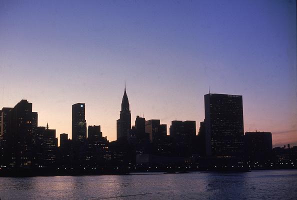 Urban Skyline「NYC Skyline At Dusk」:写真・画像(18)[壁紙.com]