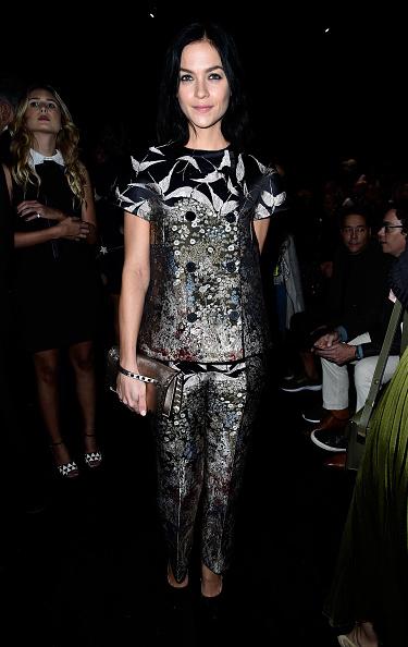 Spring Collection「Valentino : Front Row - Paris Fashion Week Womenswear Spring/Summer 2016」:写真・画像(19)[壁紙.com]