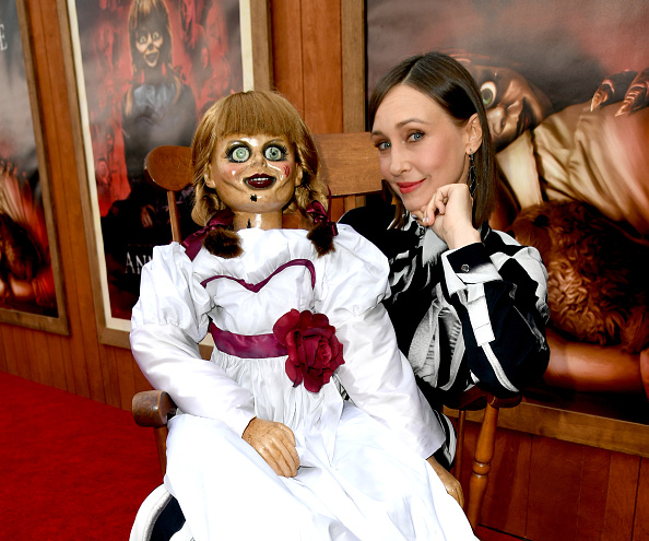 "Arrival「Premiere Of Warner Bros' ""Annabelle Comes Home"" - Red Carpet」:写真・画像(16)[壁紙.com]"