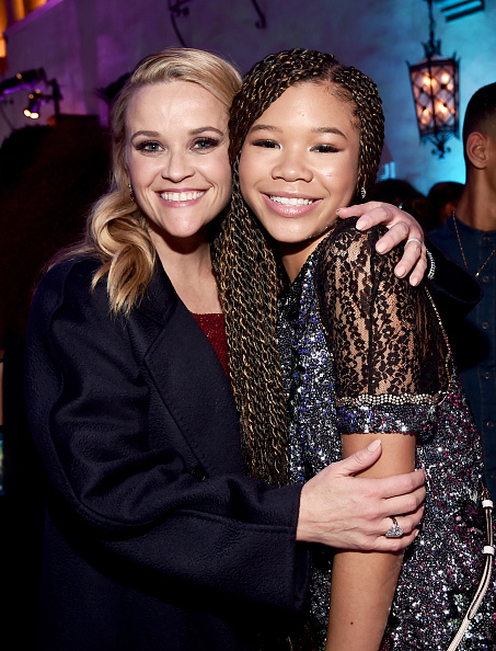 A Wrinkle in Time「World Premiere of Disney's 'A Wrinkle In Time'」:写真・画像(5)[壁紙.com]