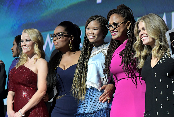 A Wrinkle in Time「World Premiere of Disney's 'A Wrinkle In Time'」:写真・画像(18)[壁紙.com]