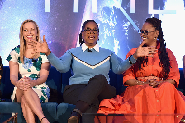 A Wrinkle in Time「'A Wrinkle In Time' Press Conference」:写真・画像(12)[壁紙.com]