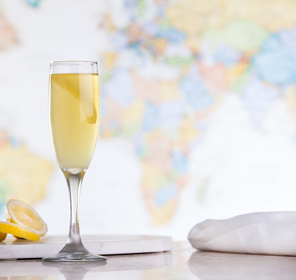French Culture「French 75 Cocktail」:スマホ壁紙(5)