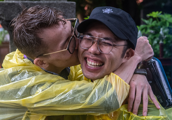 Homosexual「Taiwan Becomes Asia's First Nation To Legalise Same-Sex Marriage」:写真・画像(17)[壁紙.com]
