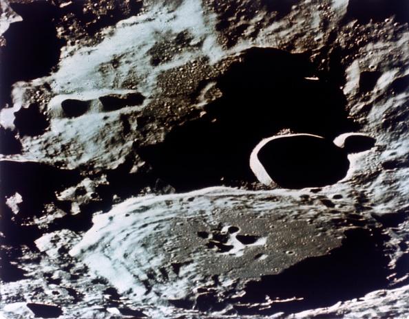 Geology「Craters On The Moon. Creator: Nasa.」:写真・画像(14)[壁紙.com]