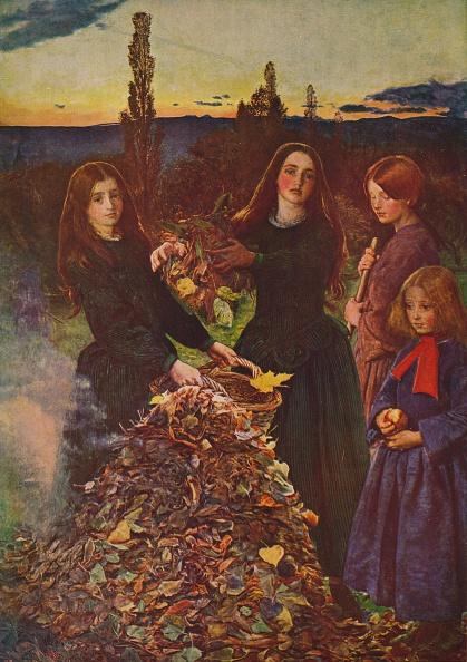 葉・植物「Autumn Leaves」:写真・画像(10)[壁紙.com]