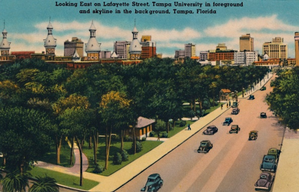Tampa「Looking East On Lafayette Street」:写真・画像(9)[壁紙.com]