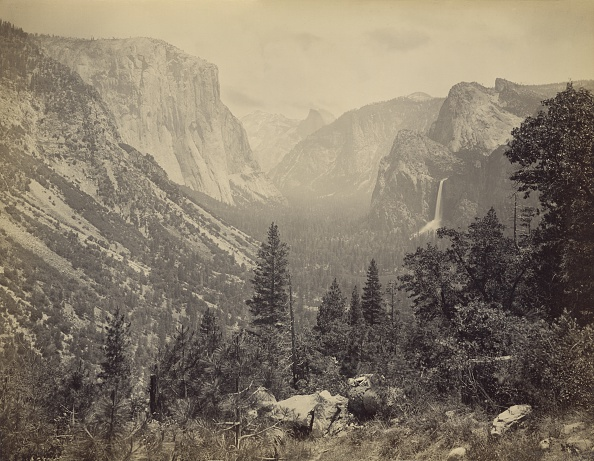 National Park「Yosemite Valley」:写真・画像(16)[壁紙.com]