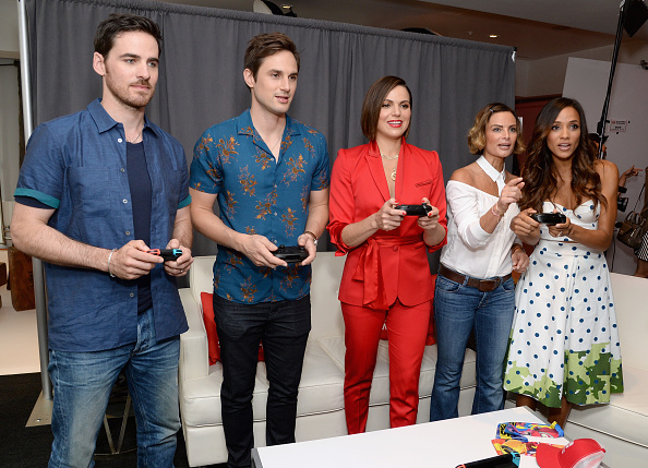 Television Show「Nintendo At The TV Insider Lounge At Comic-Con International 2017」:写真・画像(19)[壁紙.com]