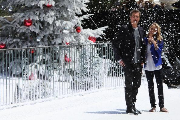 Fake Snow「A Christmas Carol Photocall - 2009 Cannes Film Festival」:写真・画像(11)[壁紙.com]