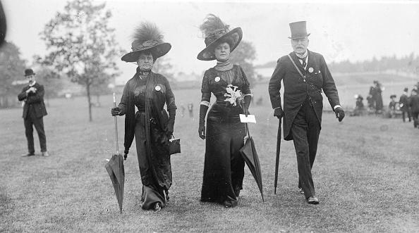 1910-1919「Ascot Racegoers」:写真・画像(6)[壁紙.com]