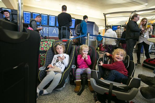 Hartsfield-Jackson Atlanta International Airport「Hundreds Of Flights Cancelled After Power Outage At Atlanta Hartsfield Airport」:写真・画像(10)[壁紙.com]