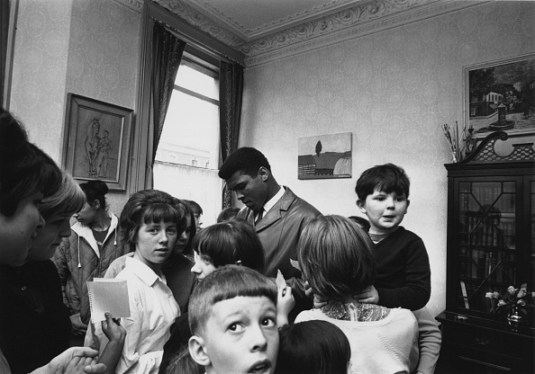 Caucasian Ethnicity「Muhammad Ali In London」:写真・画像(14)[壁紙.com]