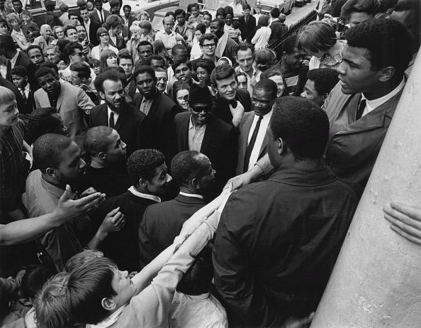 Black History in the UK「Muhammad Ali In London」:写真・画像(12)[壁紙.com]