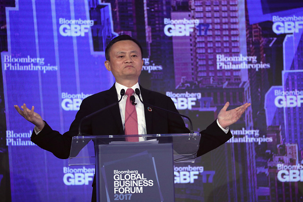 横位置「Bloomberg Global Business Forum Held In New York」:写真・画像(17)[壁紙.com]