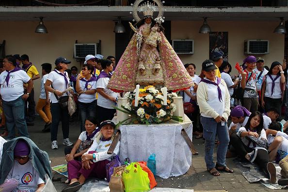 Lisa Maree Williams「Manila Prepares For The Arrival Of Pope Francis」:写真・画像(7)[壁紙.com]