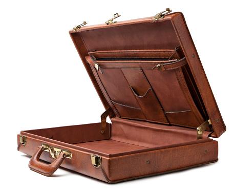 Briefcase「Open vintage briefcase」:スマホ壁紙(5)